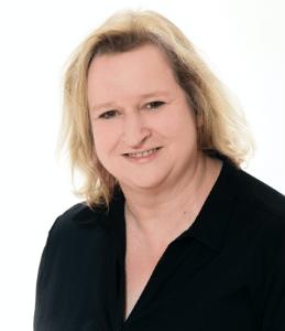 Über uns - das Simplex Team - Sigrid Nauss